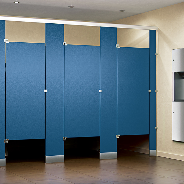 SOLID PLASTIC (HDPE) PARTITIONS