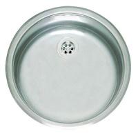 Compact Round Dental Sink