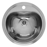Hart-Round-Medical-Sink-1Tap-Hole