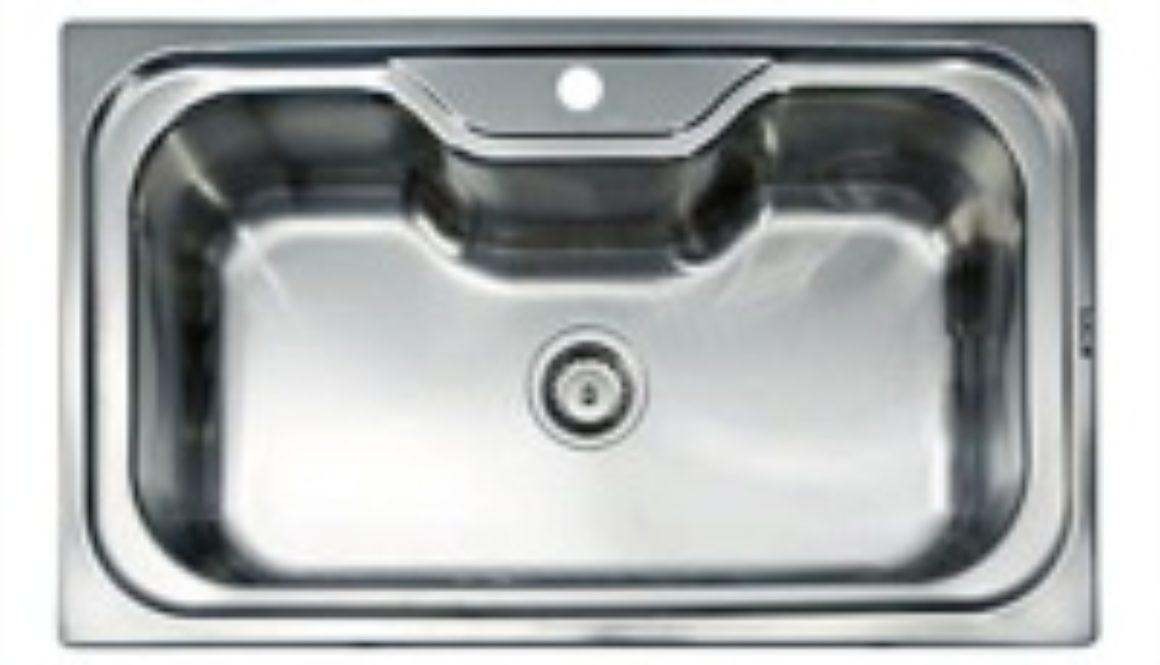 Ultra High Capacity Medical Sink