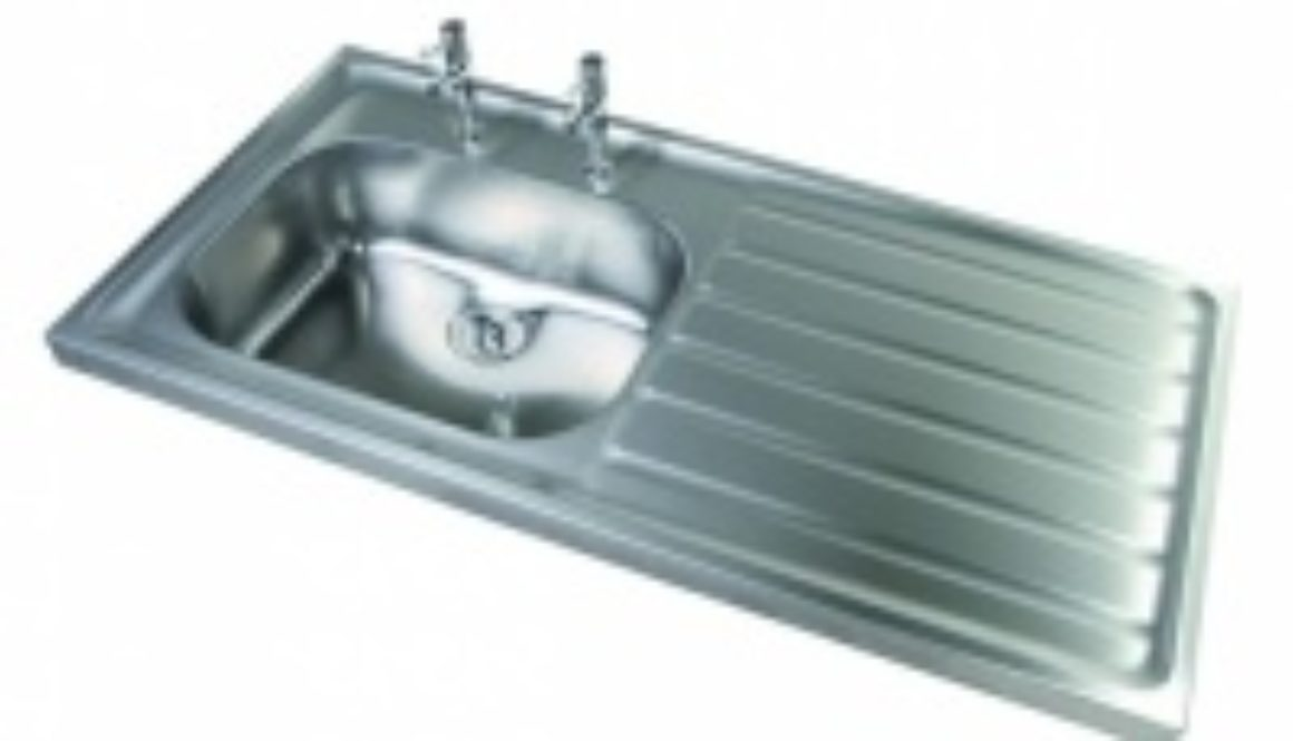 Compliant Hospital Sink & Drainer