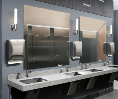 Commercial Washroom Renovations