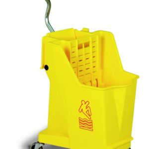 yellow continental mop bucket system SPH