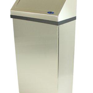 frost stainless steel wastebin SPH
