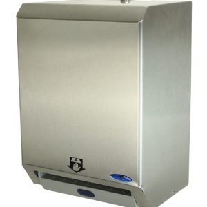 frost stainless steel sutomatic paper towel dispenser SPH