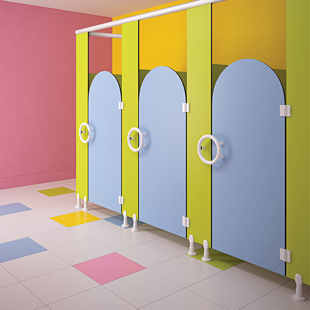 Toronto Commercial Toilet Partitions