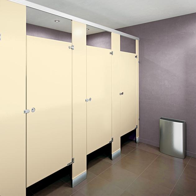 Metal Toilet Partition Stalls in Toronto