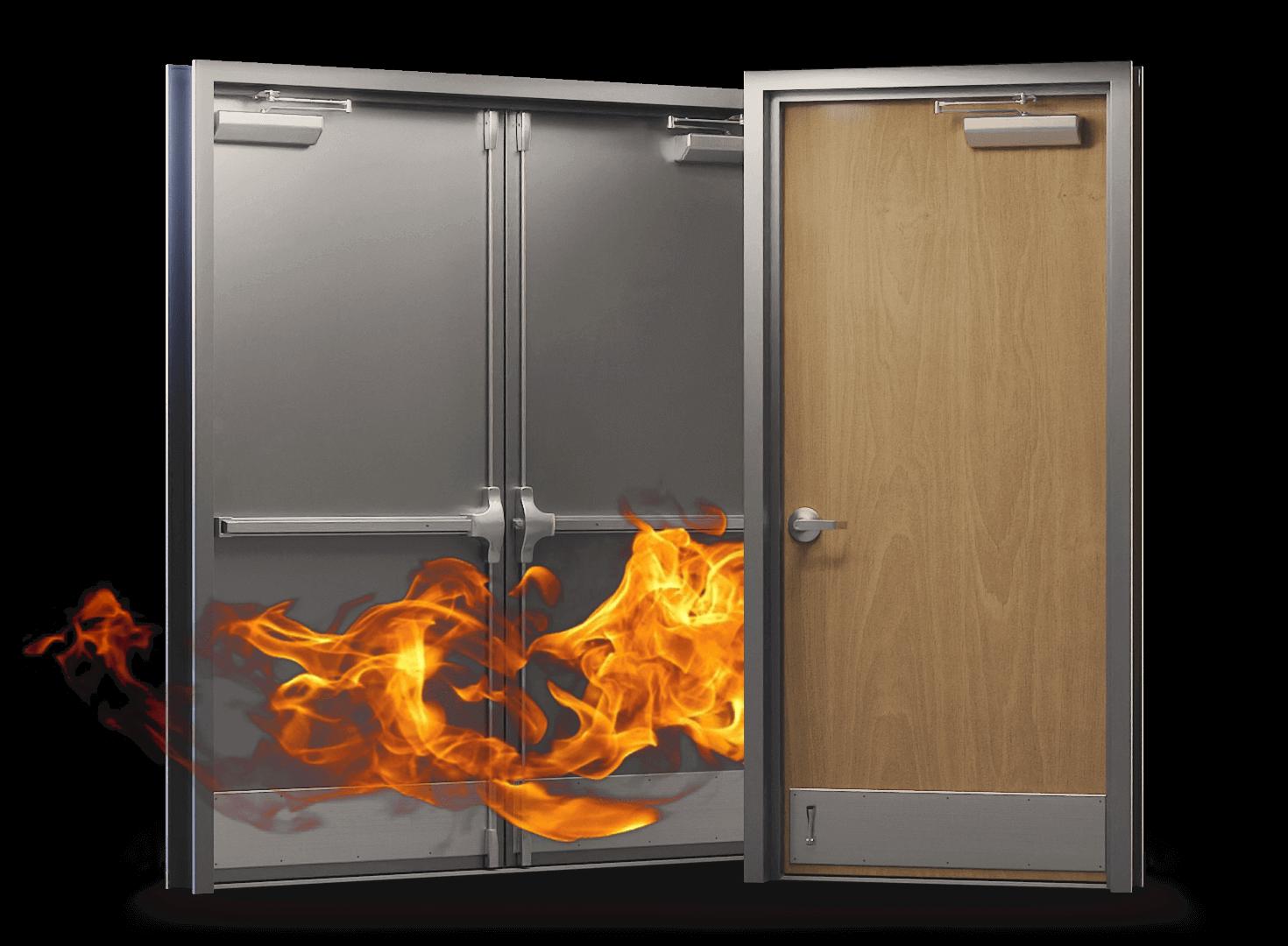 Commercial Fire Door Suppliers in Toronto / GTA