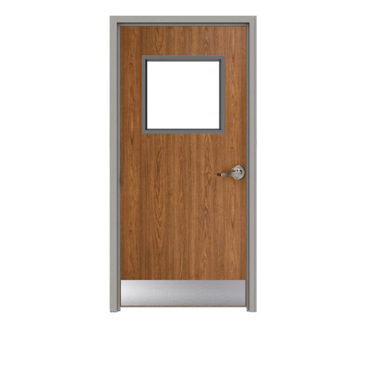 Wood Office Doors