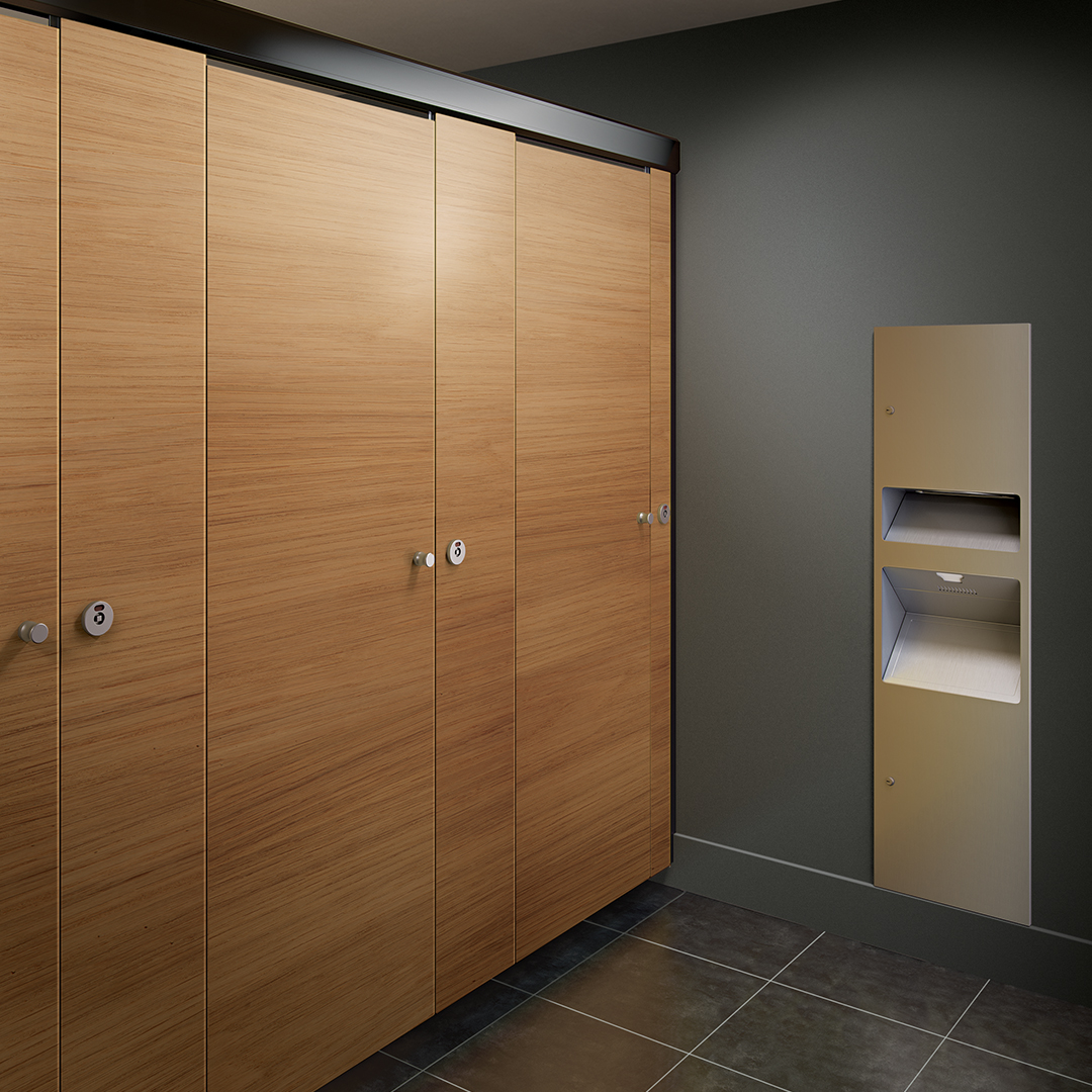 Commercial Washroom Partitions in Toronto / GTA & Ontario