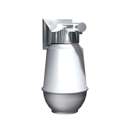 ASI 0350 LIQUID SOAP DISPENSER (SURGICAL-TYPE) – SURFACE MOUNTED