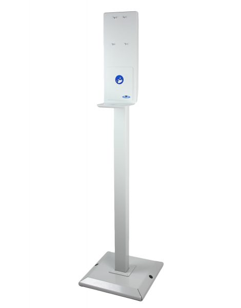 1600 – UNIVERSAL HAND SANITIZER STAND (STAND ONLY)