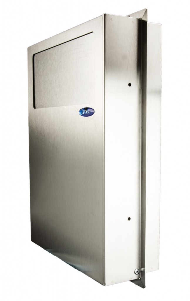 640 – PARTITION MOUNTED NAPKIN DISPOSALS
