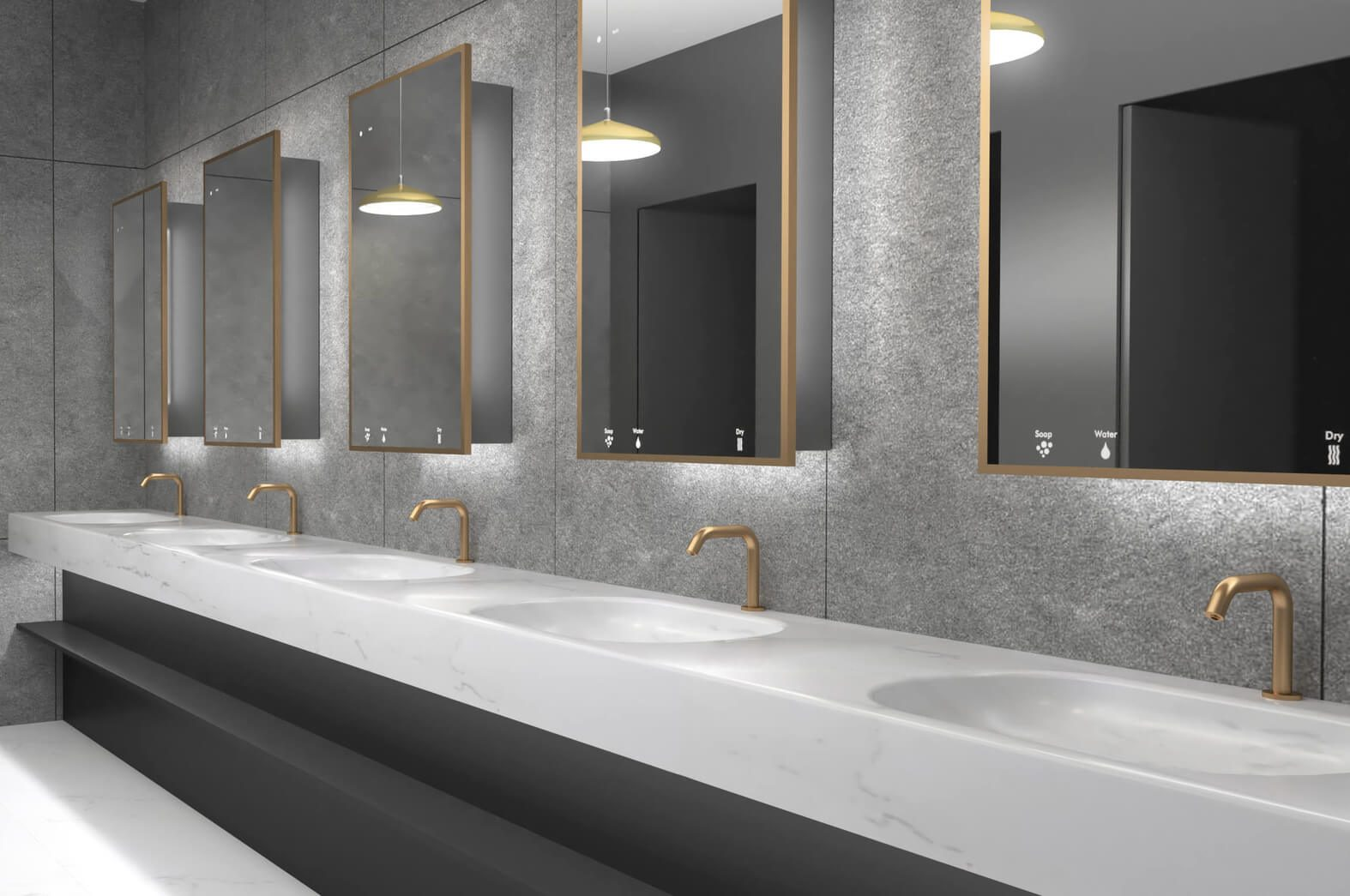 Specialty Product Hardware's Commercial Washroom Mirror Suppliers