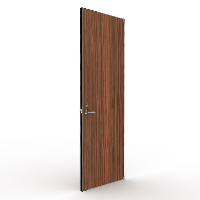 Wood Interior Partition Door Canada