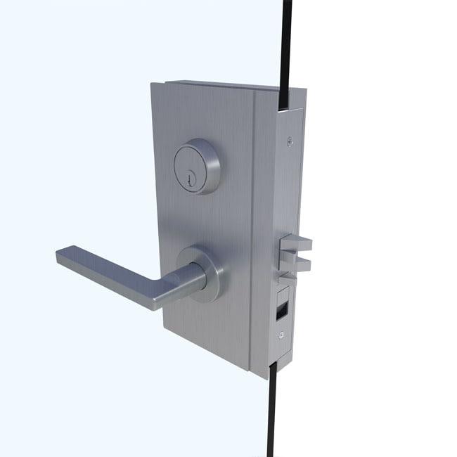 Interior Partition Hardware Option