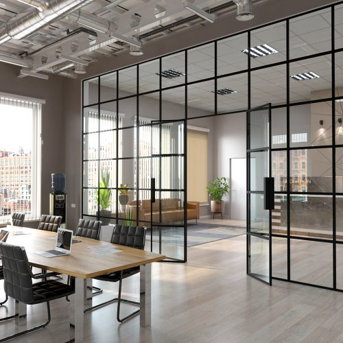 SPH Glass Partitions in Toronto / GTA