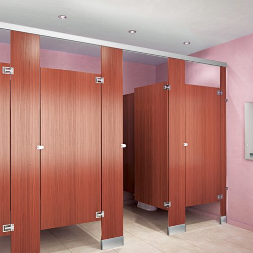 Ontario Plastic Laminate Toilet Partition Suppliers